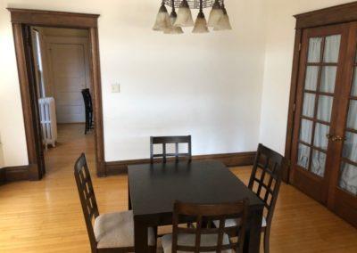 1912 8 dining room
